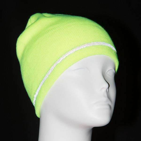Halo Unisex Reflective Knit Hat-LOTS OF COLORS!