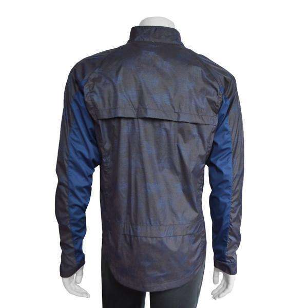 Hartford Reflective Men's Jacket in Navy