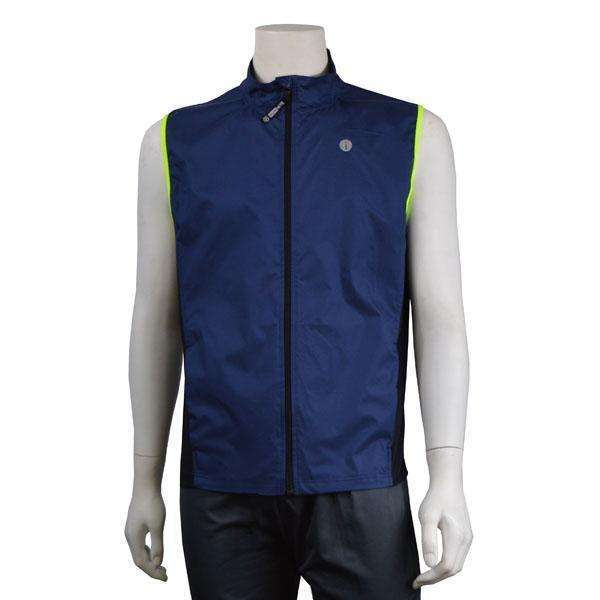 Women's Miami Vest in Flo Lime/Green