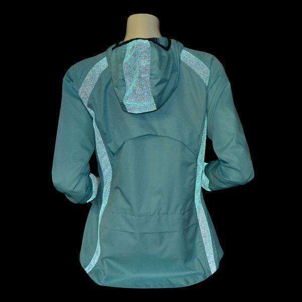 Narragansett Women's Jacket in Lagoon/Green
