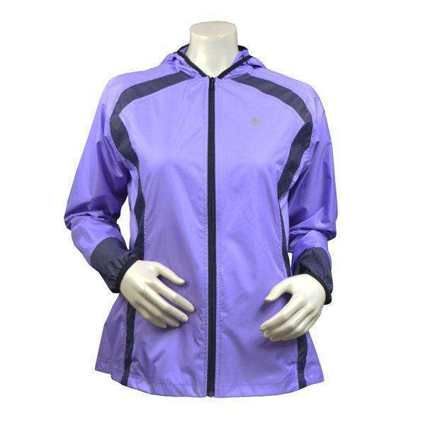 Narragansett Women's Jacket in Lilac/Graphite
