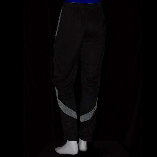Reflective Men's Running Pant in Black