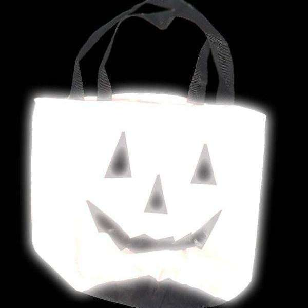 Reflective Trick or Treat Bag--FINAL SALE
