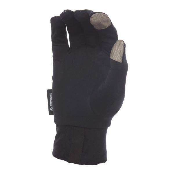Three-in-One Mitten with Removable Glove Liner in Black