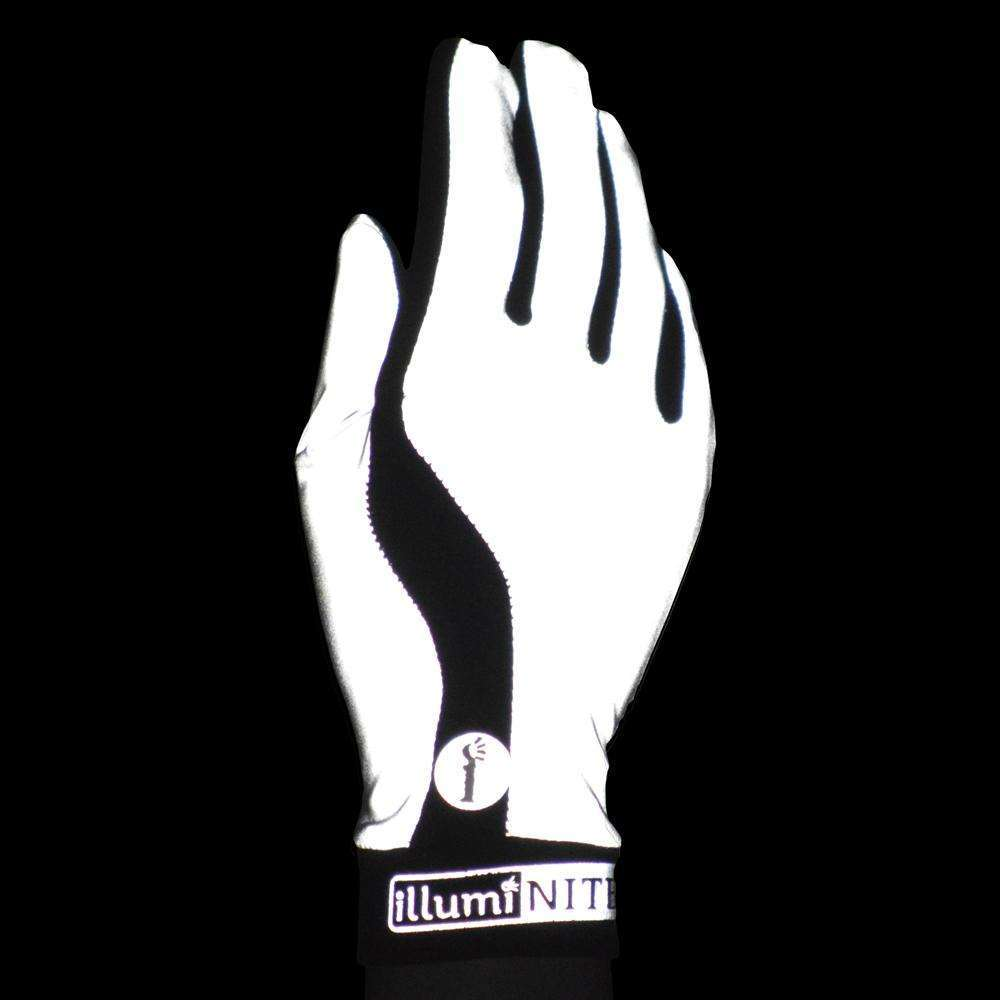 Unisex All Over Reflective Glow Glove