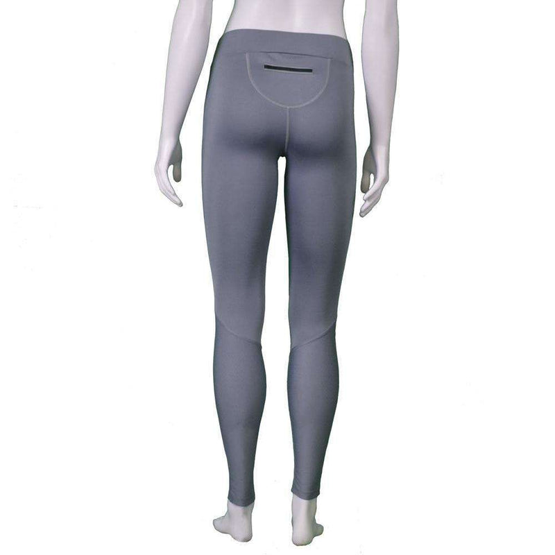 Women's Reflective WindBrite Pant in Silver