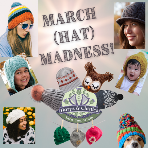 March (Hat) Madness!!!