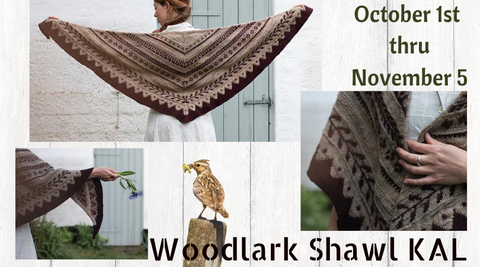 Woodlark KAL Kit