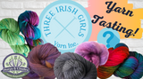 Three Irish Girls Virtual Yarn Tasting! ~ Pre-order for August 11th