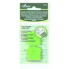 Clover Double Point Needle Protector