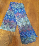 Entrelac Scarf - Day Class - January 7 & 14