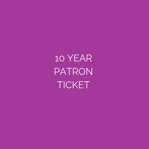 Recess Family Dinner - 10 Year Patron Ticket