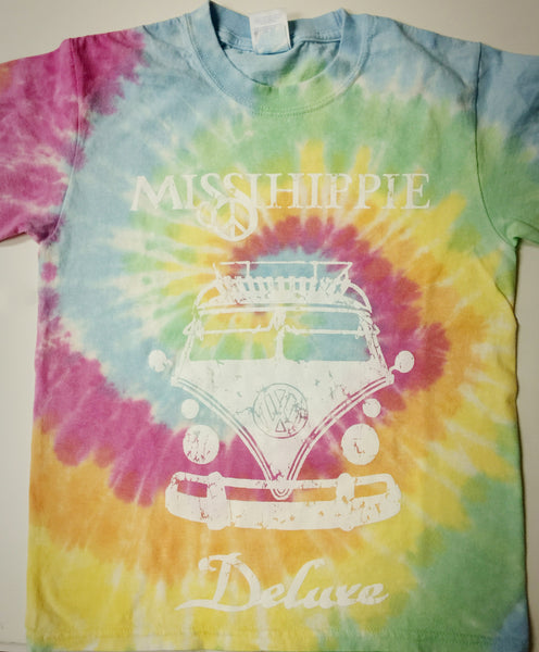 Missihippie Youth Pastel Tie-Dye