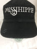 Missihippie Black Castro Hat