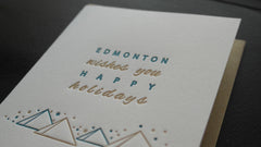 Edmonton Wishes You Happy Holidays