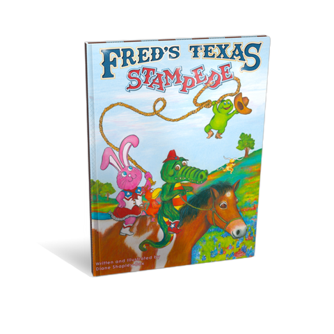 Fred's Texas Stampede Book