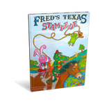 Fred's Texas Stampede + Plush Fred the Frog