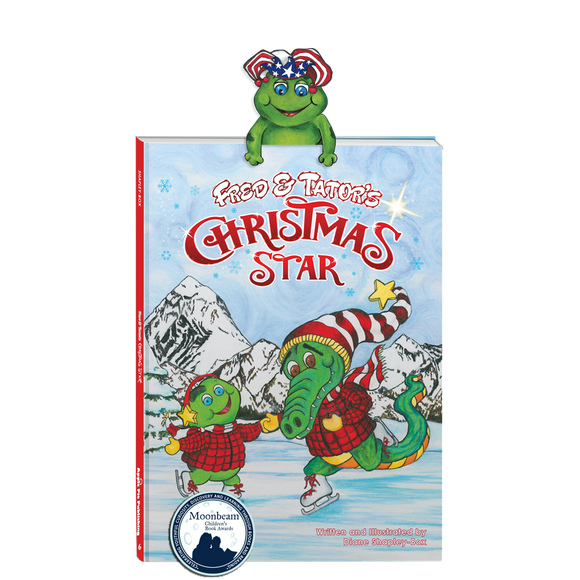 Fred & Tator's Christmas Star Gift Pack