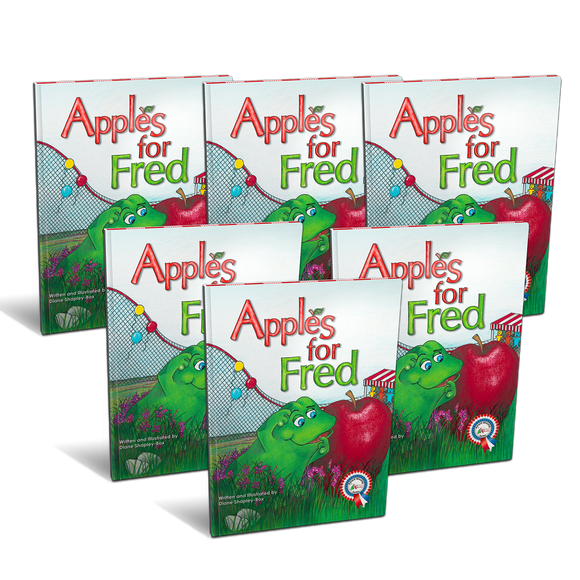 Apples for Fred Party Pack