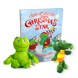 Fred & Tator's Christmas Star + Plushes