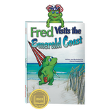 Fred Visits the Emerald Coast - Apple Pie Publishing, LLC.