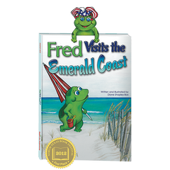 Fred Visits the Emerald Coasts  - Apple Pie Publishing, LLC.