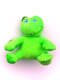 Fred the Frog Plush Toy