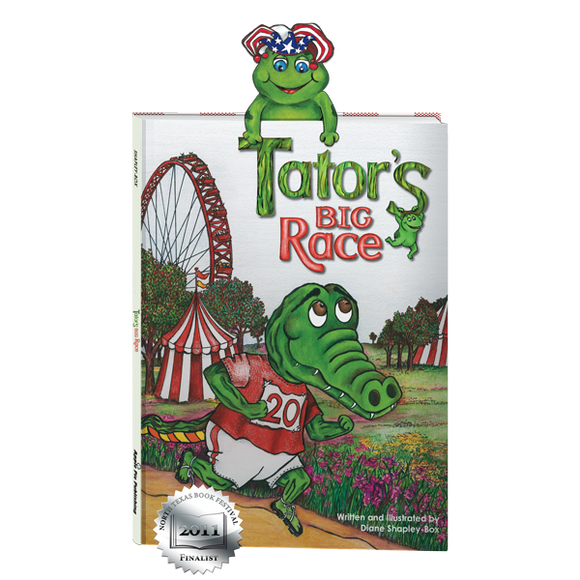 Tator's Big Race  - Apple Pie Publishing, LLC.