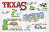 Fred's Texas Stampede Place Mat