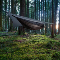 Spring Sale: Hennessy Expedition Asym Zip Hammock - 2 Free Snakeskins included (1 week backorder)