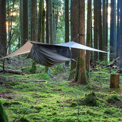 Spring Sale: Hennessy Expedition Asym Classic Hammock - 2 Free Snakeskins included (1 week backorder)