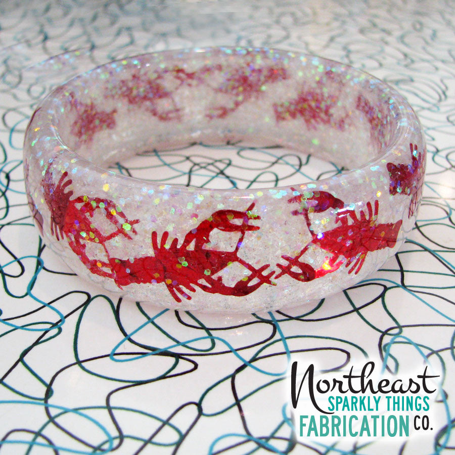 MAINE LOBSTER - bangle