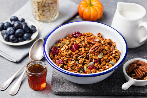 Cranberry Granola Breakfast