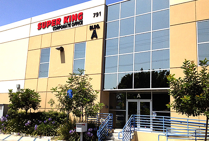 image of the corporate office of Super King Markets