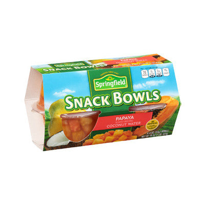 Springfield Snack Bowls, 4 Pk. Image