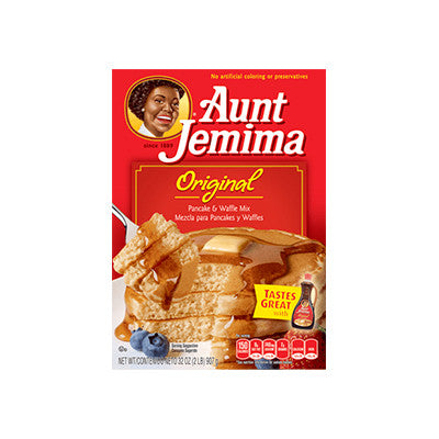 Aunt Jemima Pancake Mix, Must Buy 5 Participating Items Image