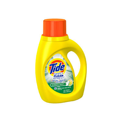 Simply Tide Liquid Laundry Detergent Image