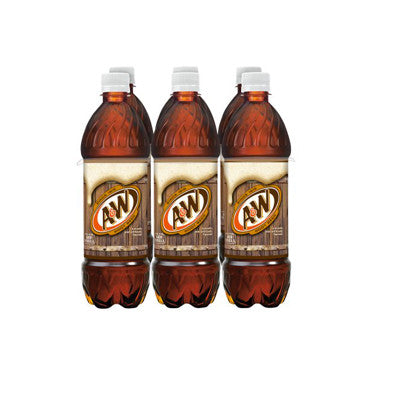 A&W Root Beer 6 Pk. Image