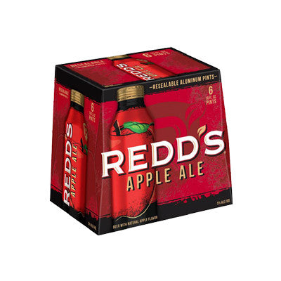 Redd's Apple Ale 6 Pk. Image