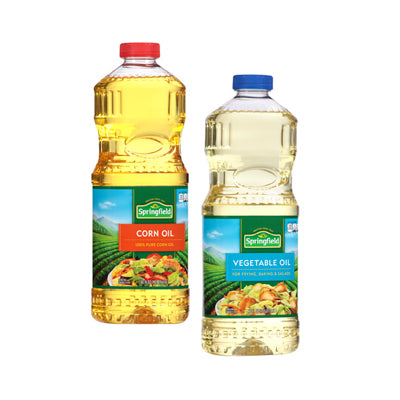 Springfield Corn or Vegetable Oil Image