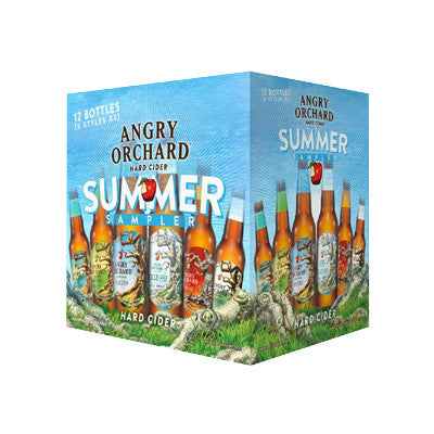 Angry Orchard Variety Pack, 12 Pk. Image