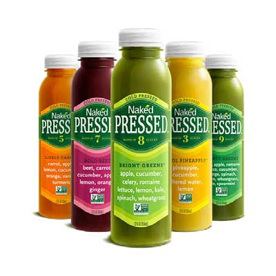 Naked Juice Cold Pressed Image