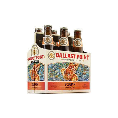 Ballast Point Sculpin 6 Pk. Image