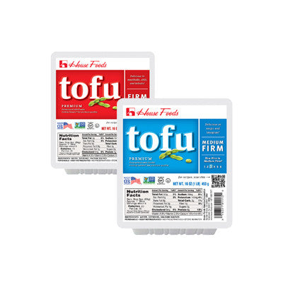 House Foods Tofu Soft, Medium, Extra or Super Firm Image