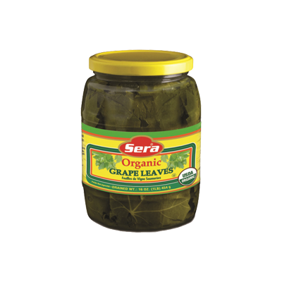 Sera Organic Grape Leaves Image