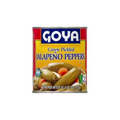 Goya Whole Jalapeños Image