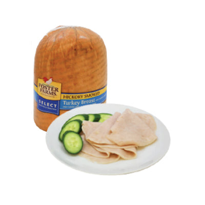Foster Farms Select Hickory Smoked Turkey Breast Image