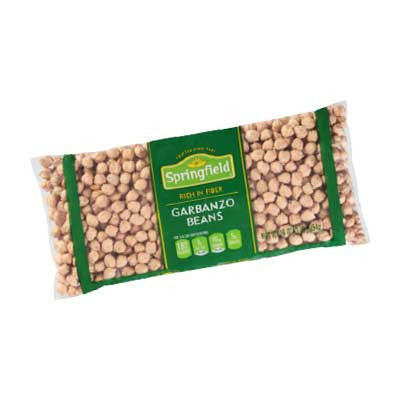 Springfield Dry Garbanzo Beans Image