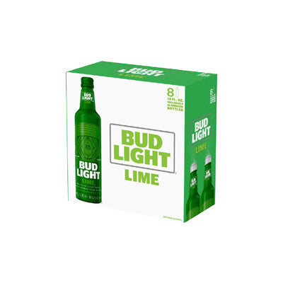 Bud Light Lime, 8 Pk. Image