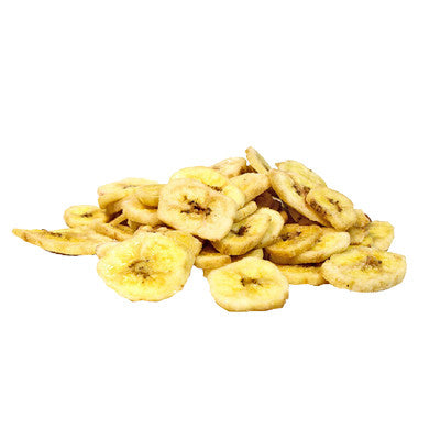 Dried Banana Chips Image